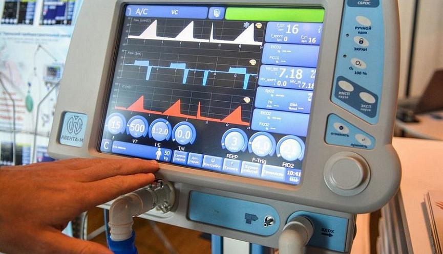 Аппараты искусственной вентиляции легких помогли 83 пациентам с коронавирусом